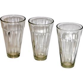 Jemné poháre - stredné