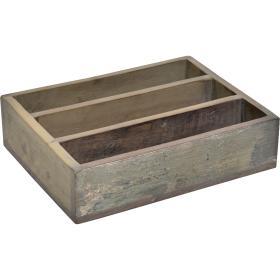 Úložny drevený box