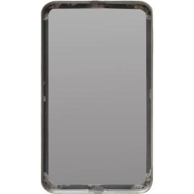 Zrkadlo so železným rámom
