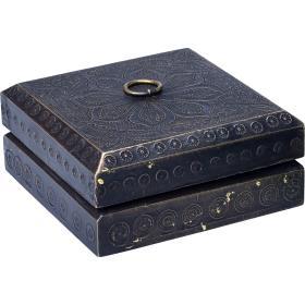 Ručne vyrobená krabica z...