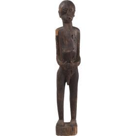 Drevená socha