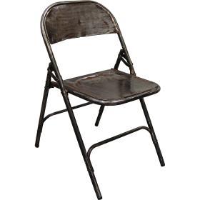 Stará skladacia stolička  -...