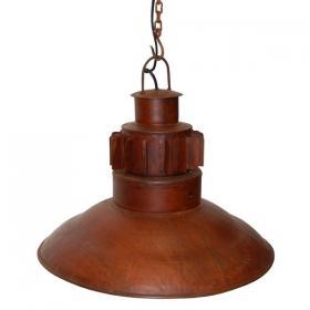 Industriálna závesná lampa