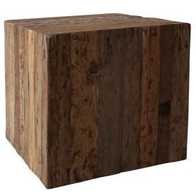 Pekný štvorcový drevený...