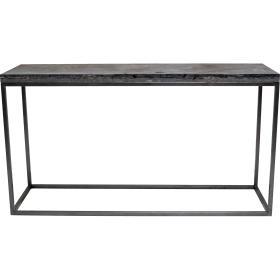 Surový konzolový stôl