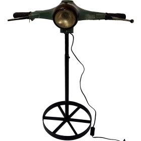 Stojaca lampa vyrobená zo...
