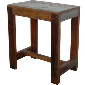 Hokerlík z recyklovaného dreva