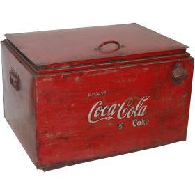 Krabica Coca Cola