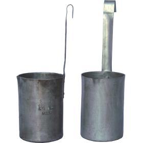 1 l zinkový džbán s rukoväťou