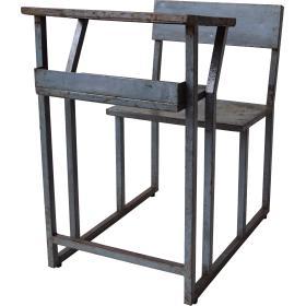 Stará školská lavica z...