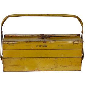 Vintage bednička na náradie