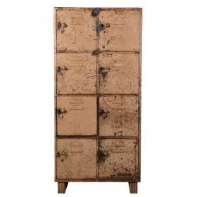 Velká stará skříňka - 8 dveří
