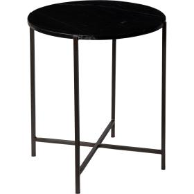 Okrúhly príručný stolík...