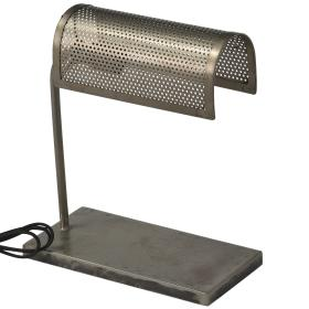 Industriálna stolná lampa