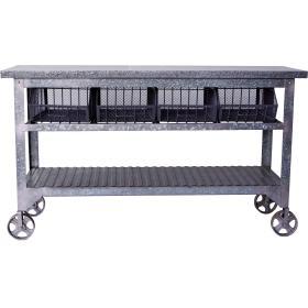 Industriálny vozík
