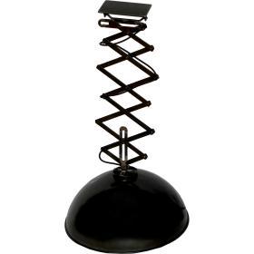 Industriálna nožnicová lampa