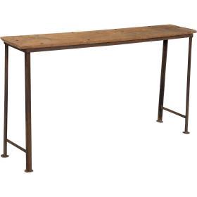 Malý úzky konzolový stolík