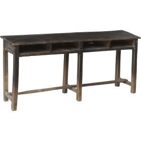 Dekoratívny stôl starej školy