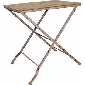Classic style café table