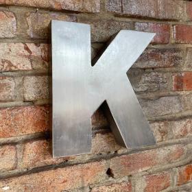 Kovové písmeno - K