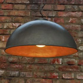 Pendant vintage lamp