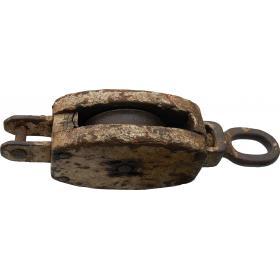 Pravý hák zo železa a dreva