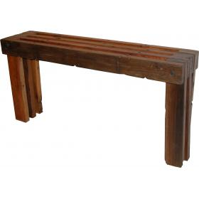 RAW console table