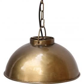 Závesná lampa Thormann malá - mosadz