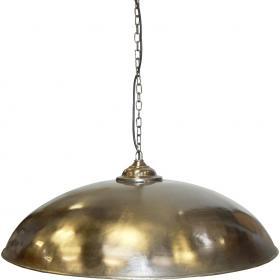 Závesná lampa v industriálnom štýle - lesklá